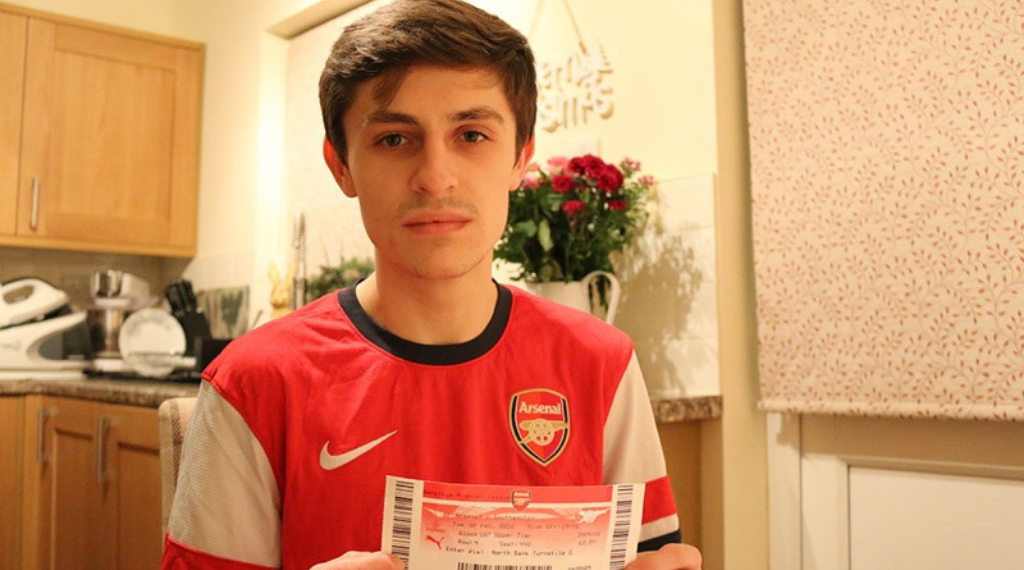 Match ticket prices are giving young football fans a kicking
