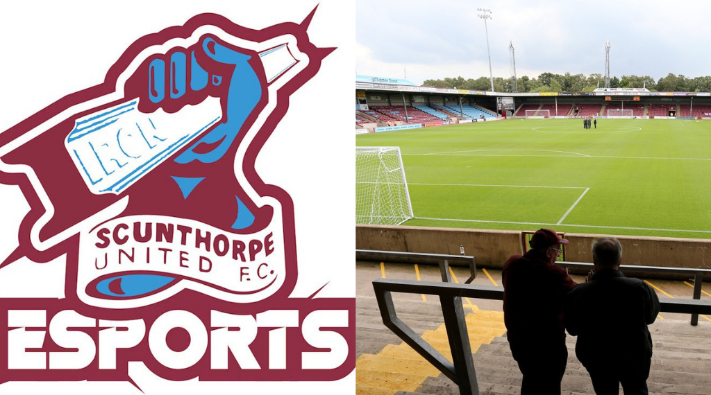 Why have Scunthorpe United set up an esports team?